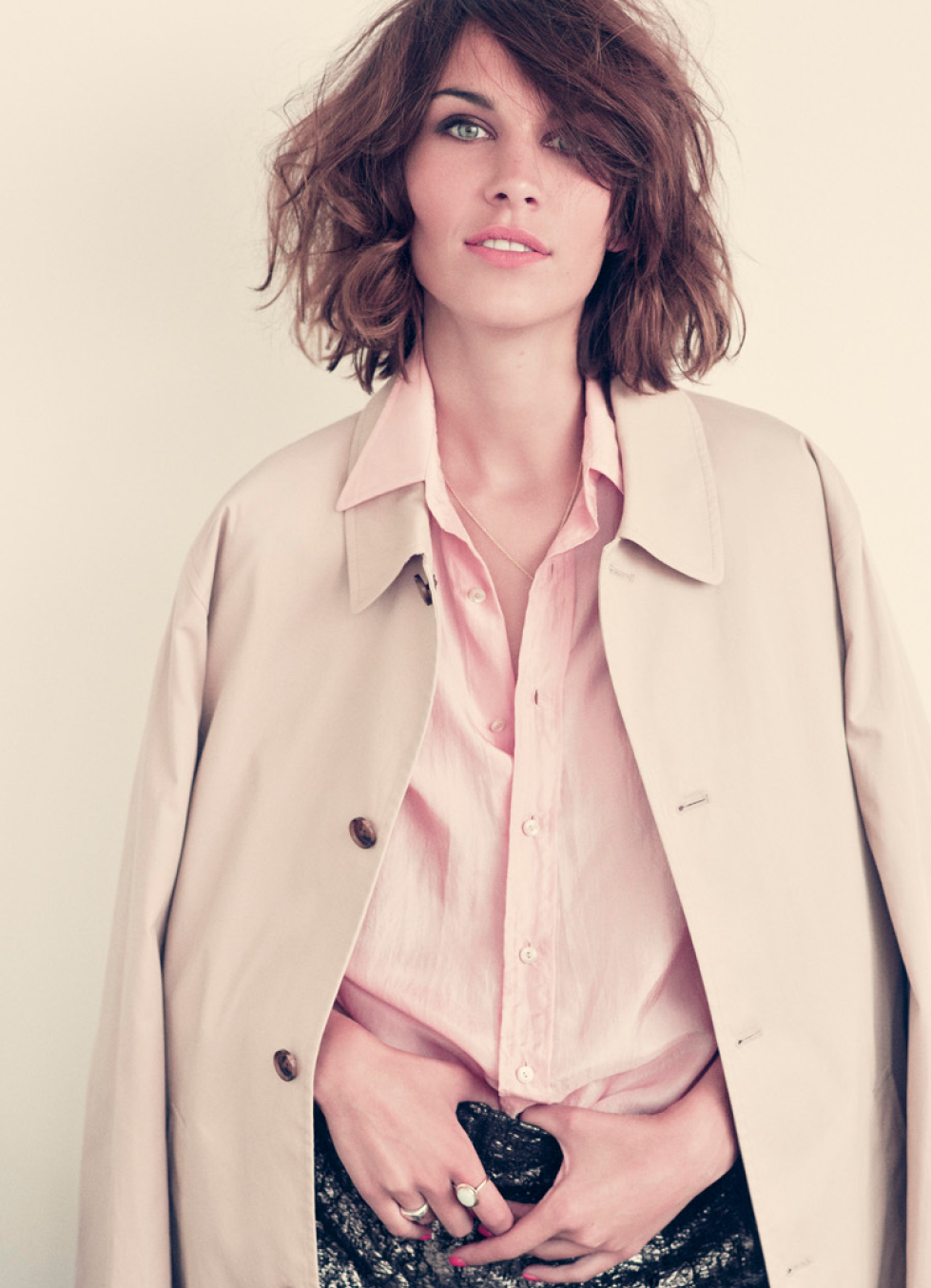 Instyle-Alexa Chung