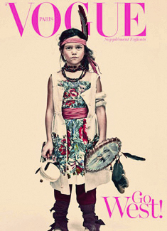 Vogue Paris-Enfants