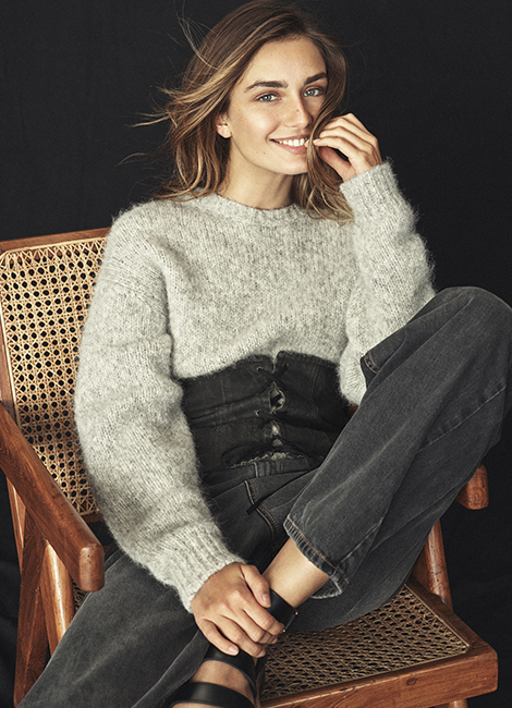 ELLE FRANCE-ISABEL MARANT