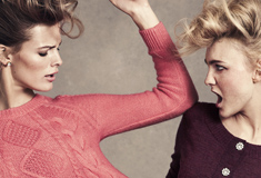 H&M-Red